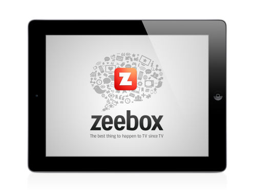 Zeebox for iPad